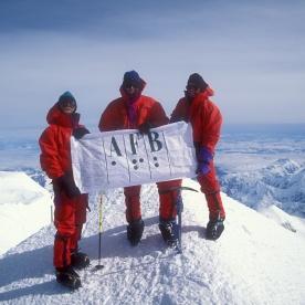 8. Jeff, Erik and Sam on summit of Denali