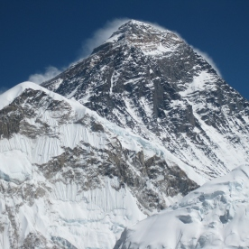 16. Mt. Everest, 29,035