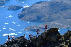 14. Racing across Greenland